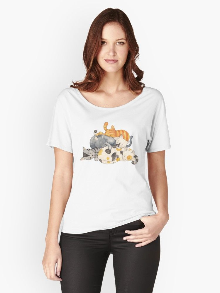 Cat nap t-shirt by timone